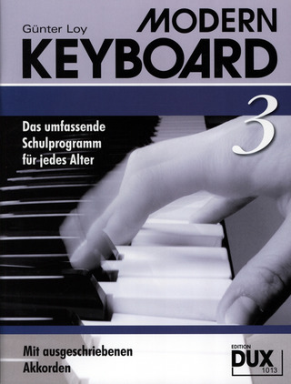 Günter Loy: Modern Keyboard 3