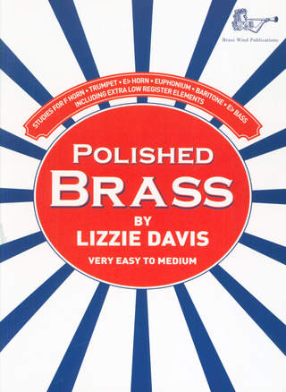 Lizzie Davis: Polished Brass