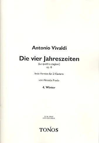 vier jahreszeiten - winter (1989) von antonio vivaldi | im