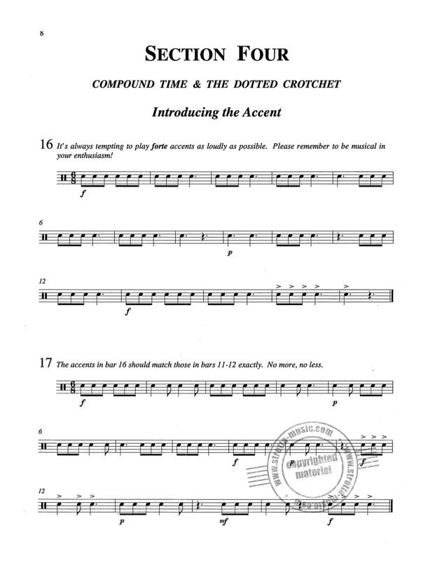 Keith Bartlett: 50 Short Pieces For Snare Drum (2)
