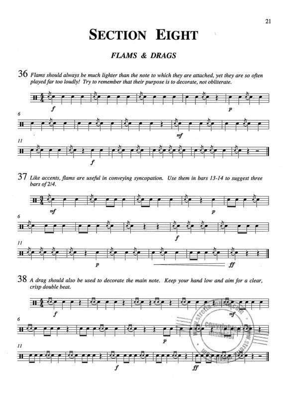 Keith Bartlett: 50 Short Pieces For Snare Drum (3)