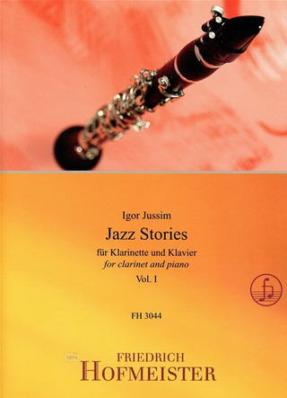 Igor Jussim: Jazz Stories Vol. 1
