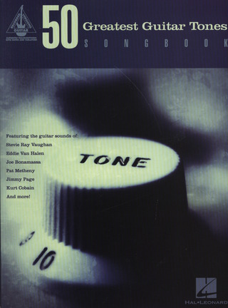 50 Greatest Guitar Tones – Songbook