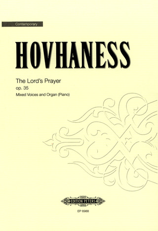 Alan Hovhaness: The Lord's Prayer op. 35