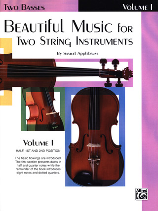 Samuel Applebaum: Beautiful Music for Two String Instruments 1