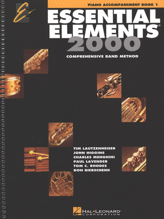 Tim Lautzenheiser et al.: Essential Elements 1