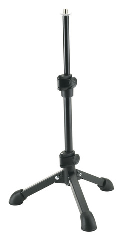 Tabletop microphone stand – K&M 23150