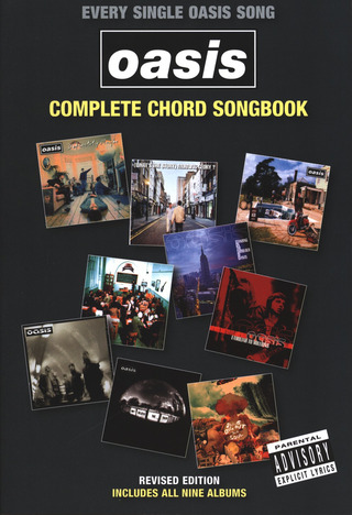 Oasis: Complete Chord Songbook