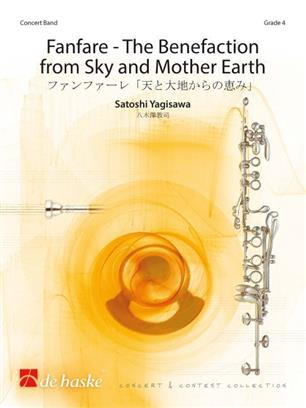 Satoshi Yagisawa: Fanfare – The Benefaction from Sky and Mother Earth