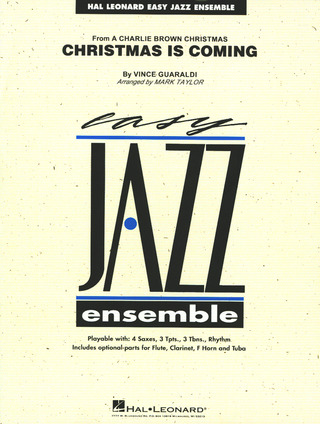 Vince Anthony Guaraldi: Christmas Is Coming