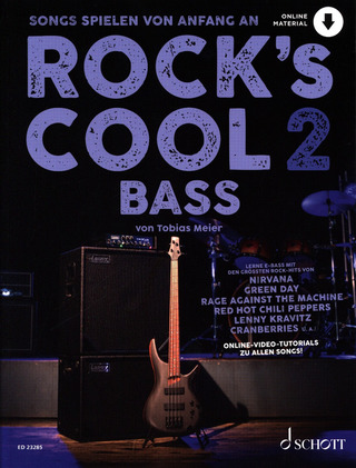 Tobias Meier: Rock's Cool 2 – Bass