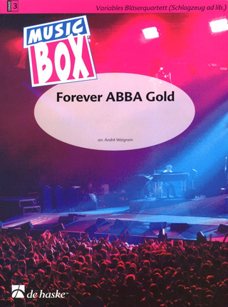 ABBA: Forever ABBA Gold