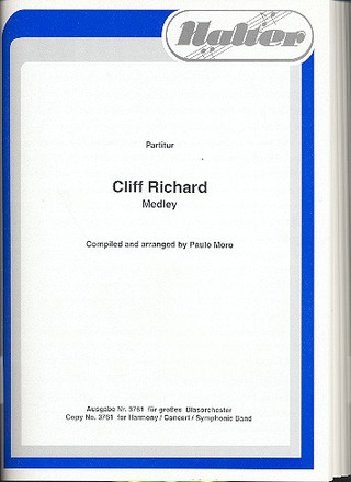 Richard Cliff: Cliff Richard - Medley