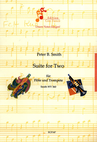 Peter B. Smith: Suite for Two