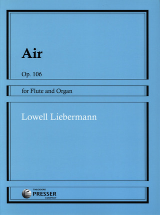Lowell Liebermann: Air Op 106