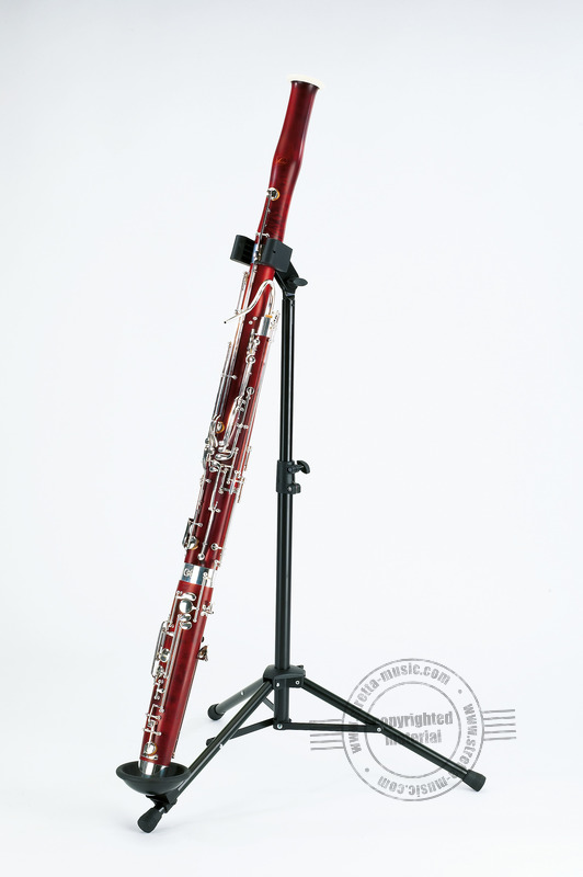 Bassoon stand – K&M 150/1 (1)