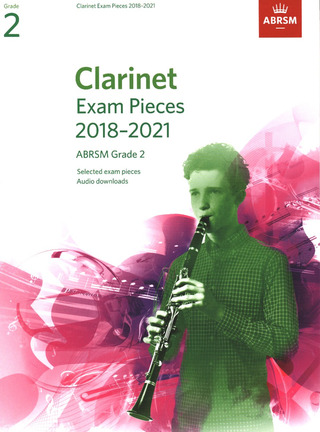 Clarinet Exam Pieces 2
