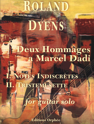 Roland Dyens: 2 Hommages A Marcel Dadi
