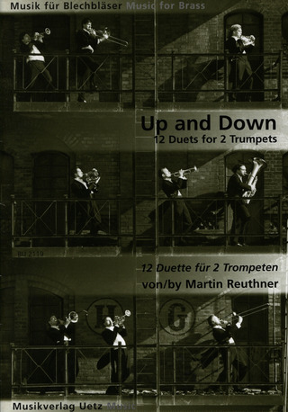 Martin Reuthner: Up And Down - 12 Duets