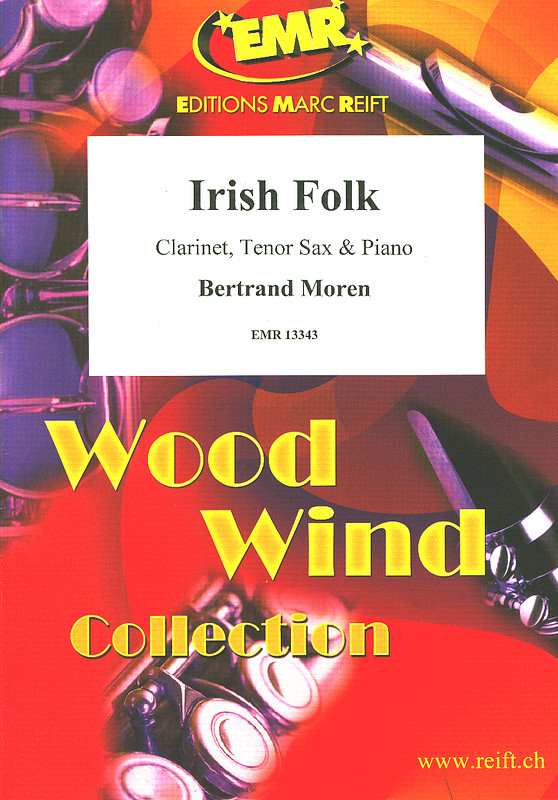 Moren, Bertrand: Irish Folk