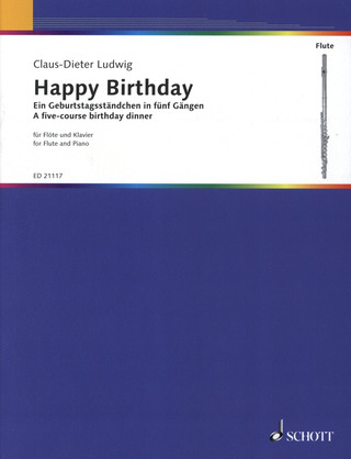 Ludwig Claus Dieter: Happy Birthday