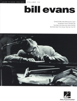 Bill Evans: Jazz Piano Solos 19