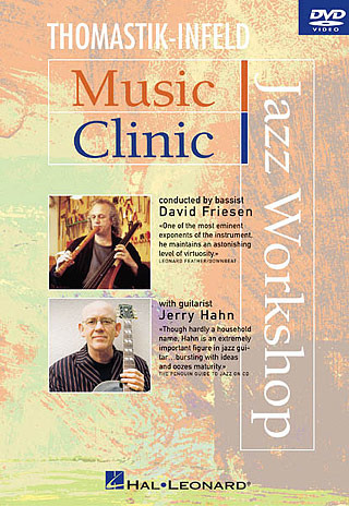Friesen David + Hahn Jerry: Jazz Workshop Music Clinic (Friesen & Hahn) Dvd