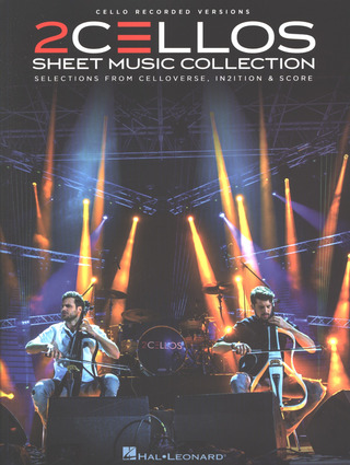 2 Cellos – Sheet Music Collection