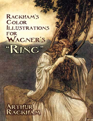 "Arthur Rackham: Rackham's Colour Illustrations for Wagner's ""Ring"""