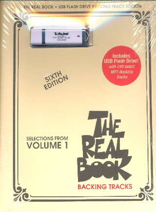 The Real Book 1 – Backing Tracks (USB)