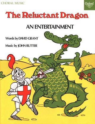 John Rutter: The reluctant Dragon
