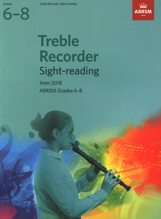 Treble Recorder Sight-Reading