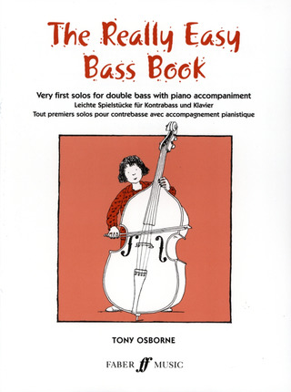 Tony Osborne: The Really Easy Bass Book