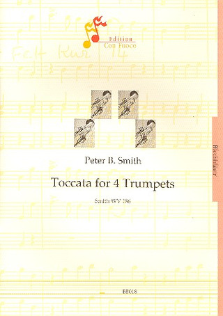 Peter B. Smith: Toccata Smith Wv 186