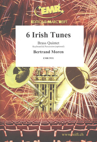 Moren, Bertrand: 6 Irish Tunes