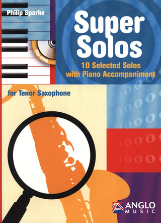 Philip Sparke: Super Solos