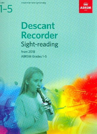 Descant Recorder Sight-Reading