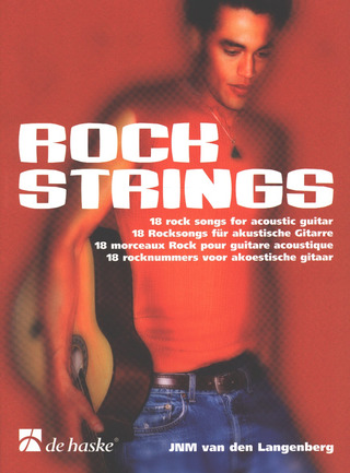 Jan N.M. van den Langenberg: Rock Strings