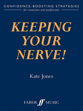 Kate Jones: Keeping Your Nerve!