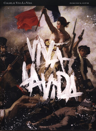 Coldplay: Coldplay Viva La Vida (Single Sheet) Pvg