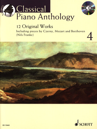 Classical Piano Anthology 4