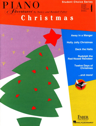 Faber Piano Adventures – Christmas 4