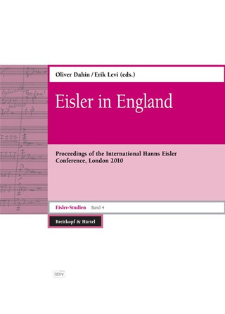 Eisler in England