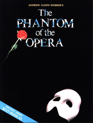 Andrew Lloyd Webber: Phantom Of The Opera Piano & Vocal Selections - Souvenir Edition