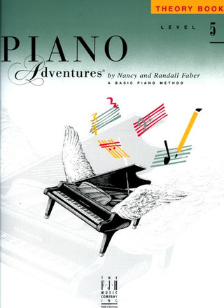 Randall Faber et al.: Piano Adventures 5 – Theory