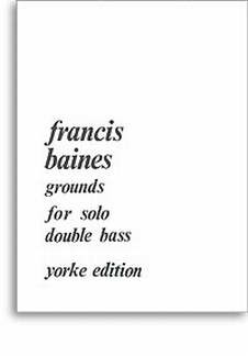 Baines Francis: Grounds