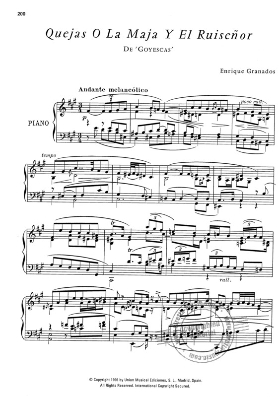 Piano Music Of Spain (5)