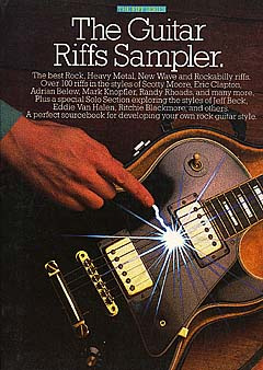 The Guitar Riffs Sampler