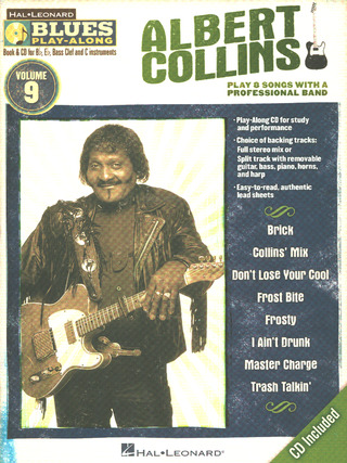 Blues Play-Along Vol. 9: Albert Collins