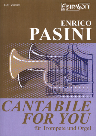 Enrico Pasini: Cantabile For You